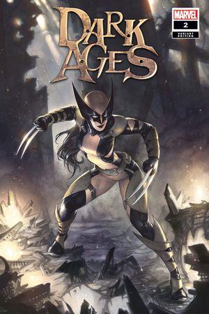Dark Ages (2021) #2 (Variant)