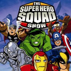 Super Hero Squad: Get Yer Hero on