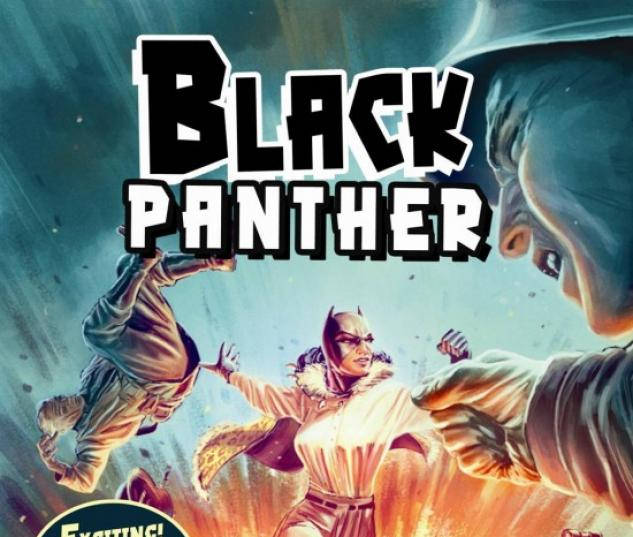 BLACK PANTHER #6 (40S DECADE VARIANT)