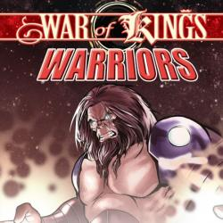 WAR OF KINGS: WARRIORS - BLASTAAR #1