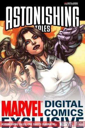 ASTONISHING TALES: ONE-SHOTS DIGITAL COMIC 1 (2009) #1