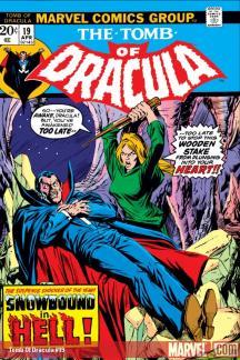 Tomb of Dracula (1972) #19