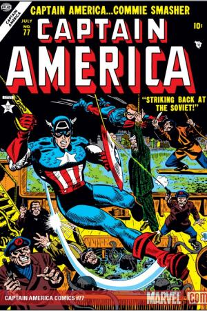 Captain America Comics #77
