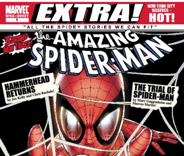 AMAZING SPIDER-MAN: EXTRA! ONE-SHOT #1