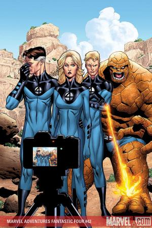 Marvel Adventures Fantastic Four #42