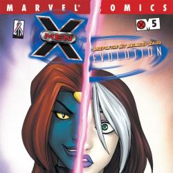 x-men: evolution #5