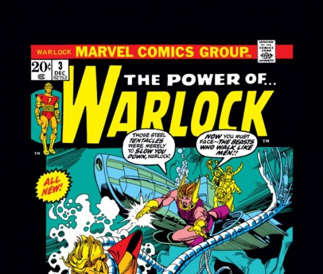 Warlock #3
