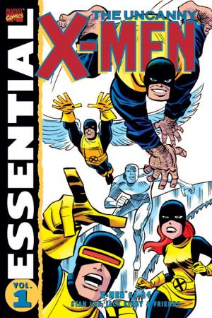 Essential Uncanny X-Men Vol. 1 (Trade Paperback)