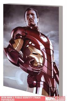 Iron Man 2: Public Identity (Trade Paperback)