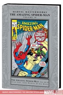 Marvel Masterworks: The Amazing Spider-Man Vol. 10 (Hardcover)
