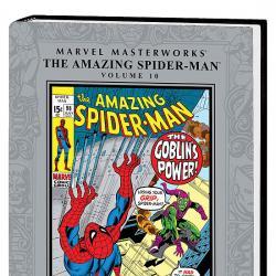 Marvel Masterworks: The Amazing Spider-Man Vol. 10