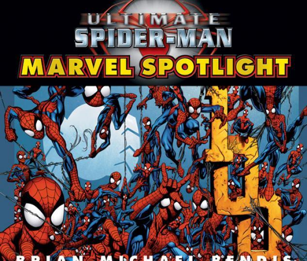 MARVEL SPOTLIGHT (2007) #12 COVER