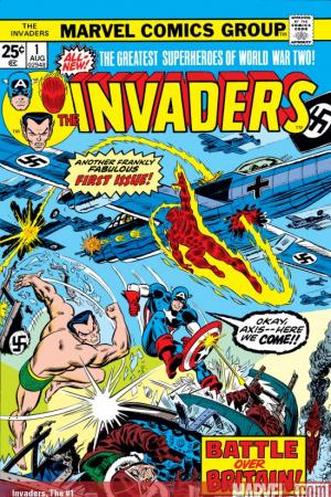 Invaders (1975 - 1979)