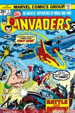 Invaders (1975) #1 cover