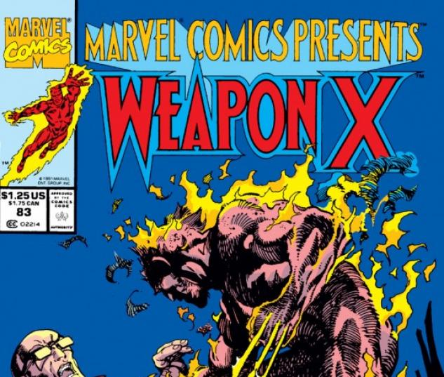 Marvel Comics Presents #83