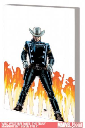 THE RAWHIDE KID: THE SENSATIONAL SEVEN TPB (2010)