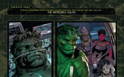 Incredible Hulks #624 recap page