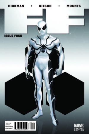 FF (2011) #4 (CHARACTER VARIANT)