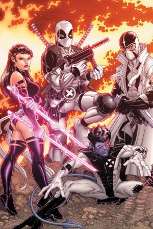 Uncanny X-Force (2010) #19 (Bradshaw Variant)