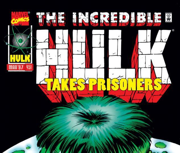 Incredible Hulk (1962) #451 Cover