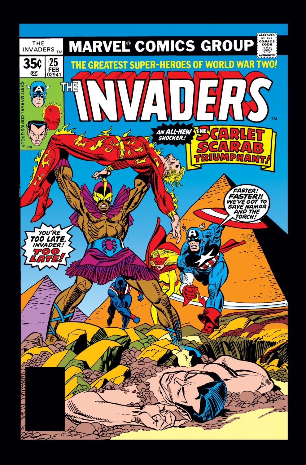 Invaders (1975) #25