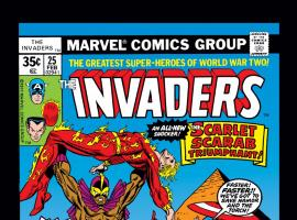 Invaders (1975) #25 Cover