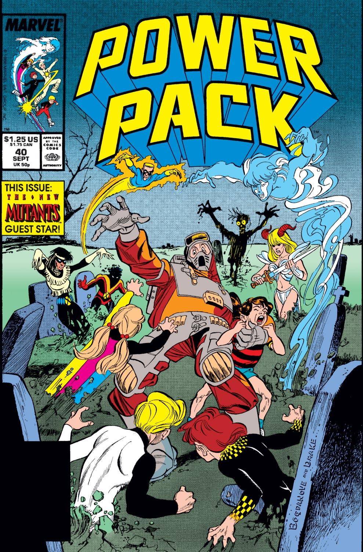 Power Pack (1984) #40