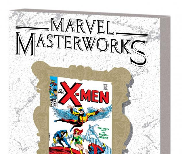 MARVEL MASTERWORKS: THE X-MEN VOL. 5 TPB VARIANT (DM ONLY)