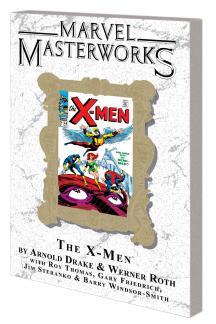 Marvel Masterworks: The X-Men Vol. 5 Variant (DM Only) (Trade Paperback)