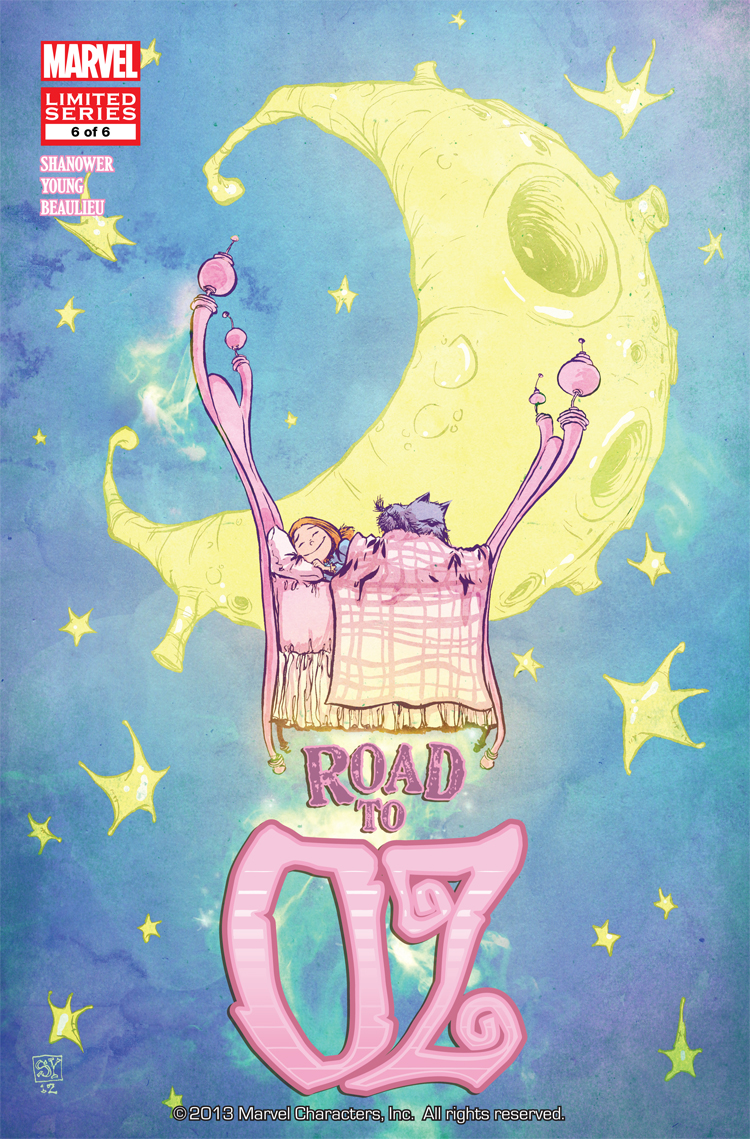 Road to Oz (2011) #6