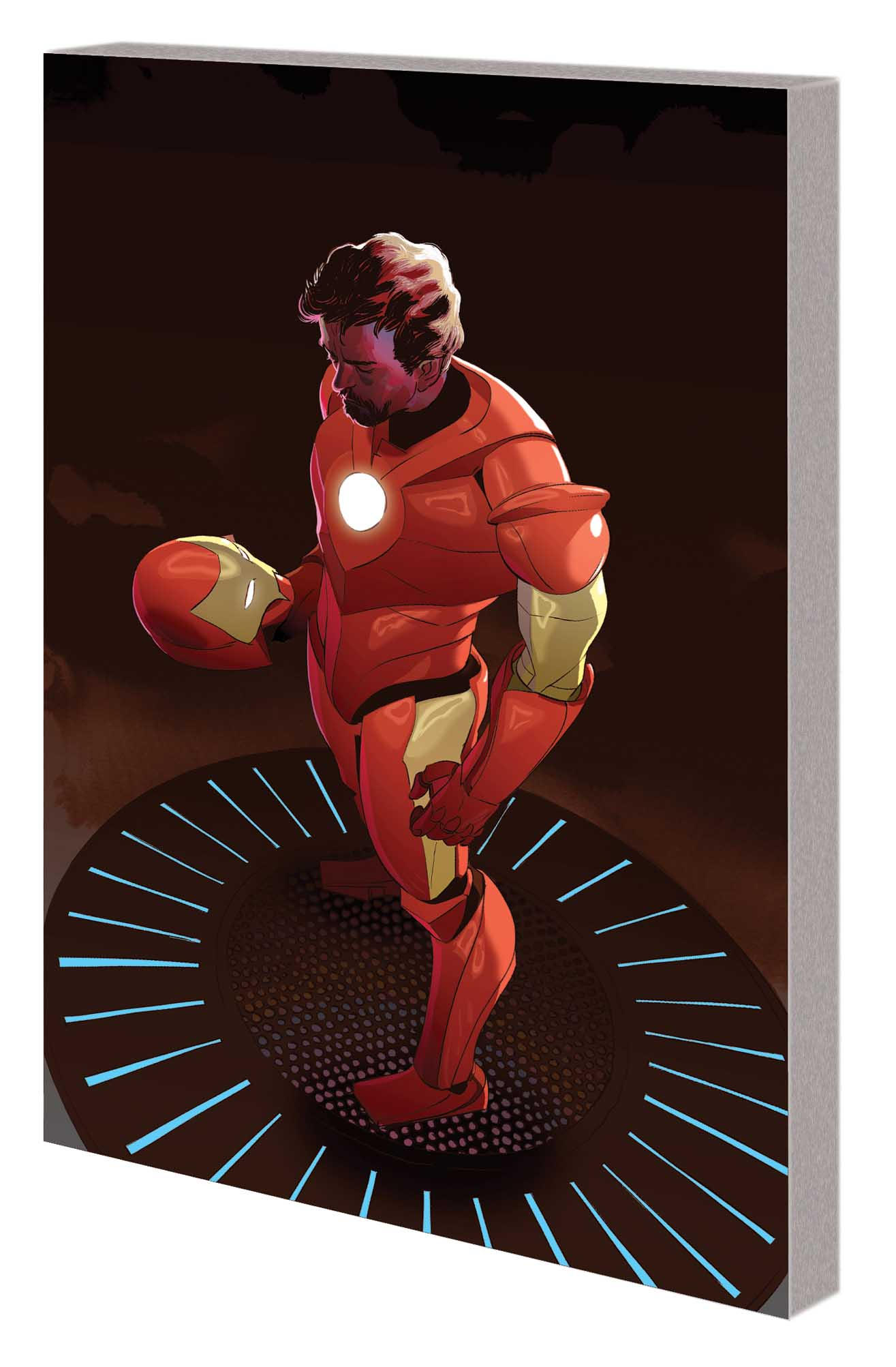 Ultimate Comics Iron Man (Trade Paperback)