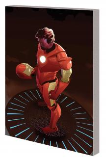 Ultimate Comics Iron Man (Trade Paperback)