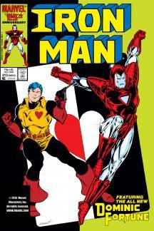 Iron Man (1968) #213