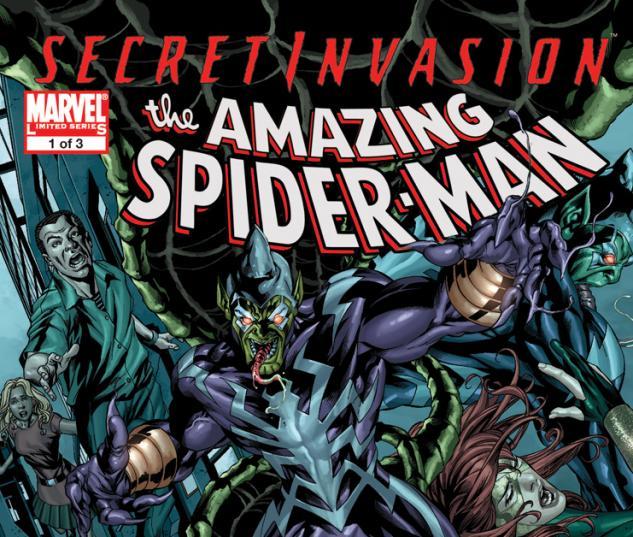 Free Comic Book Day Amazing Spider Man: Secret Invasion: Amazing Spider-Man (2008) #1