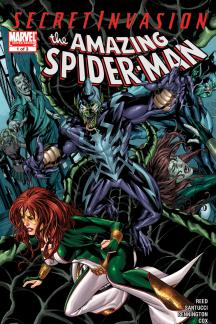 Secret Invasion: Amazing Spider-Man #1