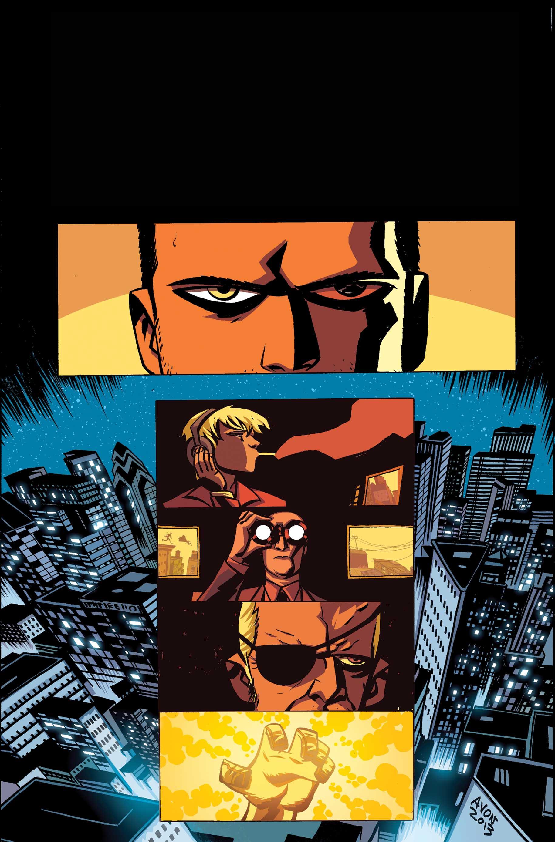 Powers: Bureau  (2012) #5