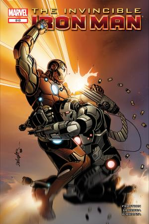 Invincible Iron Man #513