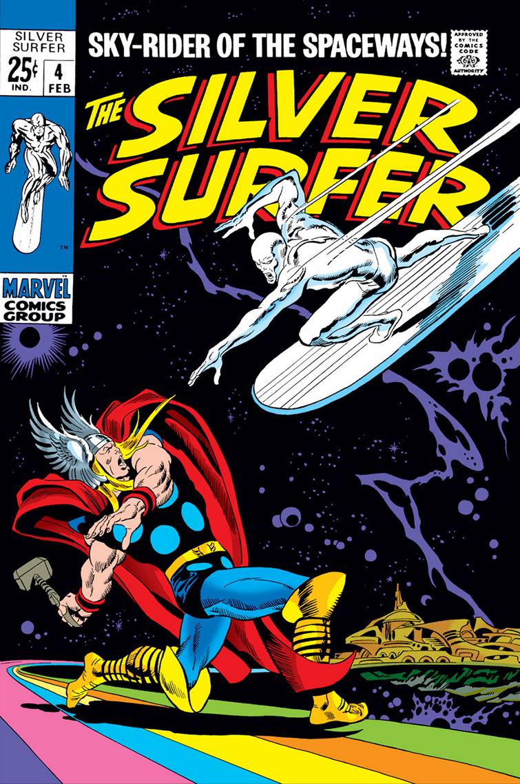 Image result for silver surfer 4