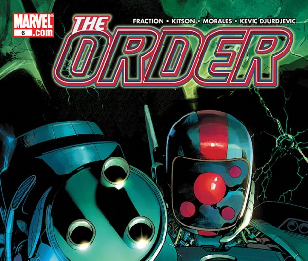 The Order (2007) #6