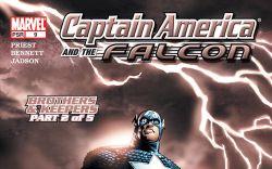 Captain America and the Falcon (2004) #9