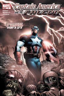 Captain America & the Falcon (2004) #9