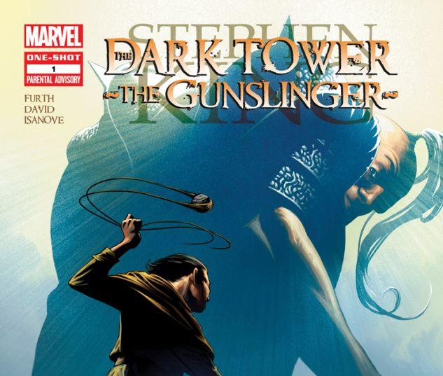DARK TOWER: THE GUNSLINGER - SO FELL LORD PERTH 1
