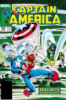 Captain America (1968) #302