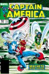 Captain America (1968) #302 Cover