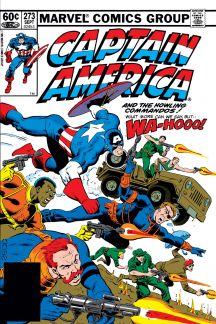 Captain America (1968) #273