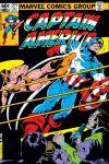 Captain America (1968) #271 Cover