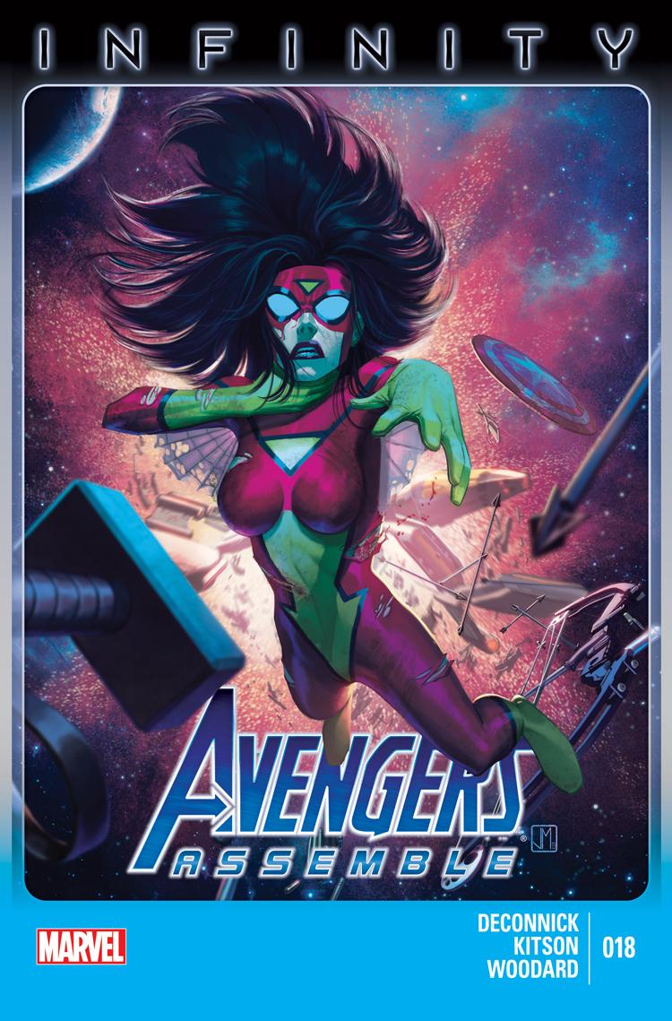 Avengers Assemble (2012) #18