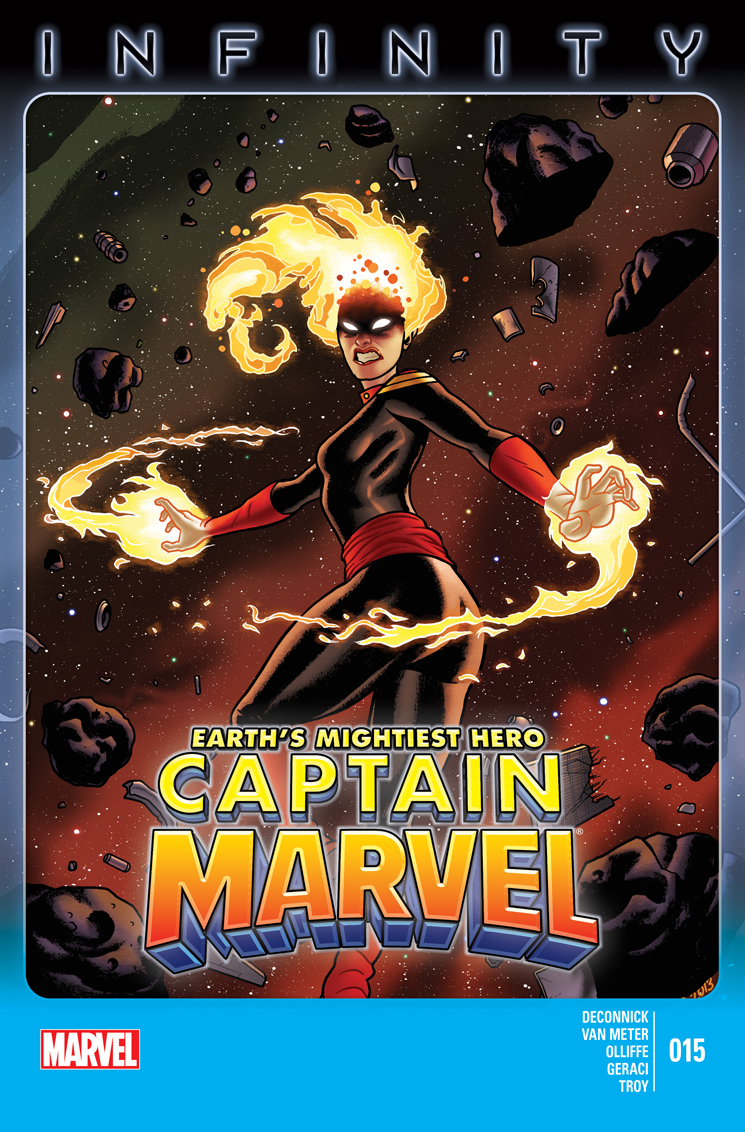 Captain Marvel (2012) #15