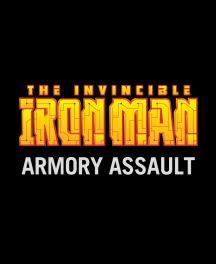 ron Man Armory Assault