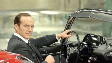 Clark Gregg stars as Agent Phil Coulson in Marvel's Agents of S.H.I.E.L.D.